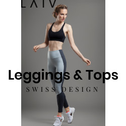 LAIV sport leggings leggins tops